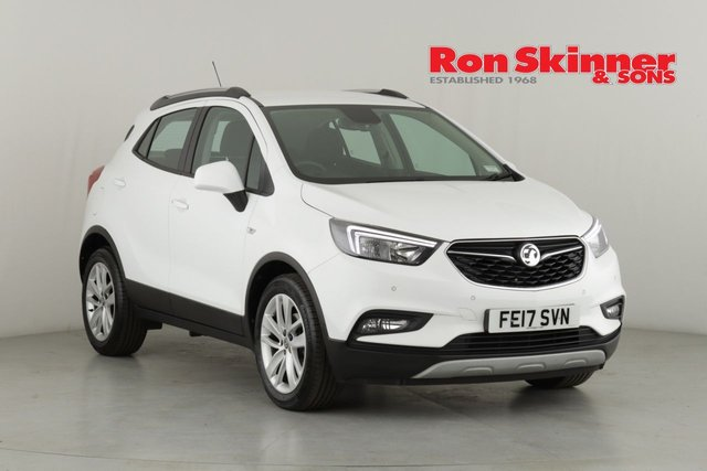 View our 2017 17 VAUXHALL MOKKA X 1.6 ACTIVE S/S 5d 114 BHP