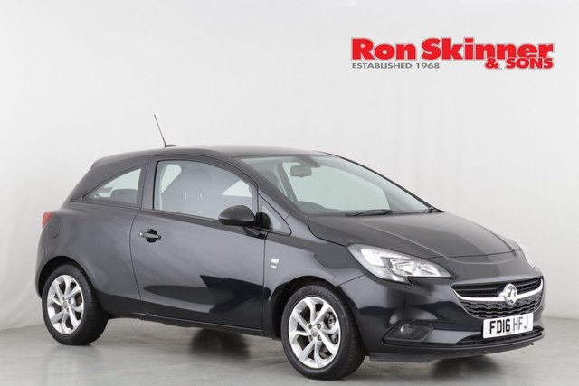 View our 2016 16 VAUXHALL CORSA 1.4 ENERGY AC ECOFLEX 3d 89 BHP
