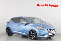 USED 2017 17 NISSAN MICRA 0.9 IG-T N-CONNECTA 5d 89 BHP