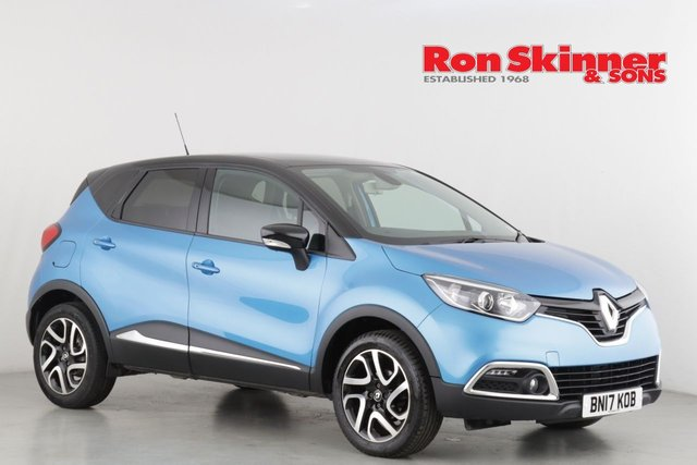 View our 2017 17 RENAULT CAPTUR 0.9 DYNAMIQUE S NAV TCE 5d 90 BHP