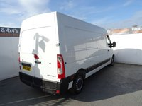 USED 2015 65 RENAULT MASTER 2.3 LM35 BUSINESS DCI S/R P/V 1d 125 BHP RENAULT MASTER....VERY LOW MILEAGE