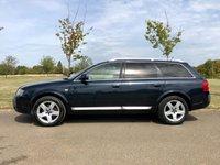 USED 2005 55 AUDI A6 2.5TDI ALLROAD AVANT QUATTRO AUTO 177 BHP 5 DR ESTATE