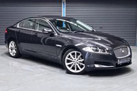 USED 2013 13 JAGUAR XF 2.2 D PREMIUM LUXURY 4d AUTO 200 BHP