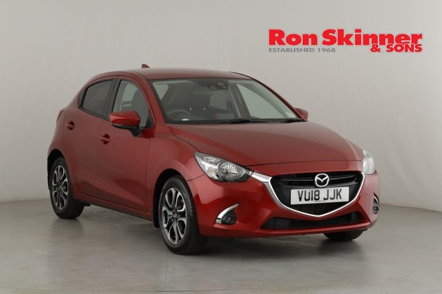 View our 2018 18 MAZDA 2 1.5 SPORT NAV 5d 89 BHP