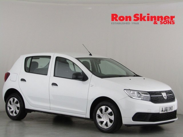 View our 2018 18 DACIA SANDERO 1.0 AMBIANCE SCE 5d 73 BHP