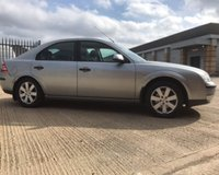 USED 2005 55 FORD MONDEO 2.0 SILVER TDCI 5d 116 BHP