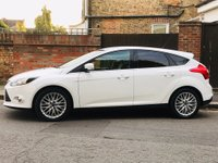 USED 2012 62 FORD FOCUS 1.6 Zetec Powershift 5dr Full Service History, 2 Owners