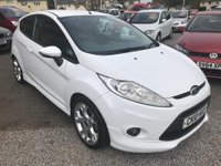 USED 2010 10 FORD FIESTA 1.6 Zetec S 3dr SHOWROOM  UNIQUE 8736 miles