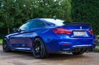 USED 2019 19 BMW M4 3.0 BiTurbo GPF Competition Pack DCT (s/s) 2dr HEAD UP DISPLAY+CAMERA+NAV