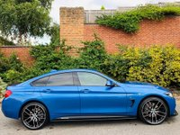 USED 2019 19 BMW 4 SERIES 3.0 435d M Sport Gran Coupe Auto xDrive (s/s) 5dr PERFORMANCE KIT 20S STUNNER!