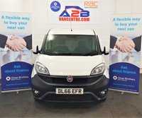 USED 2016 66 FIAT DOBLO 1.3 16V SX MULTIJET in White with Air Conditioning, Bluetooth, Rear Parking Sensors, Front Fog Lamps, Sliding Door and more ** Drive Away Today** Over The Phone Low Rate Finance Available, Just Call us on 01709 866668 **