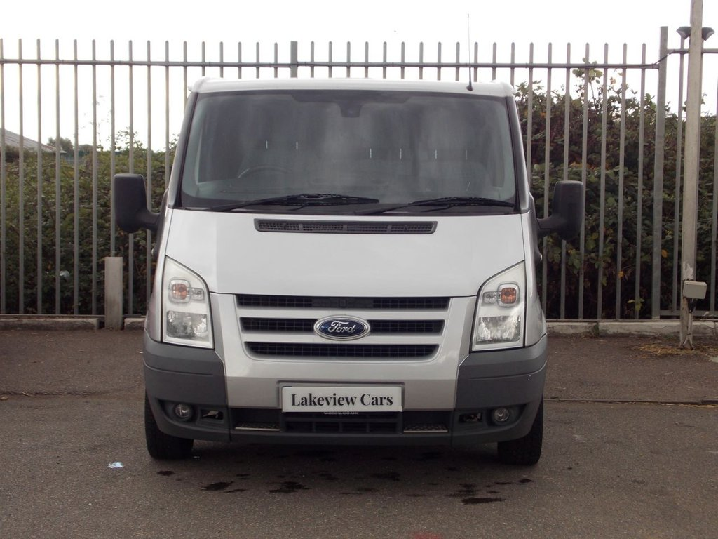 USED 2010 10 FORD TRANSIT 2.2 280 TREND LR 1d 115 BHP ** AIR CON **