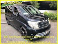USED 2004 54 NISSAN ELGRAND Rider Autec 3.5 4WD Automatic 8 Seats. +54K+4WD+Front & Rear Camera+