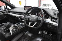 USED 2017 AUDI SQ7 4.435 V8 BLACK EDTION 7SEATS AUTO BLACK PAN ROOF 435PSI