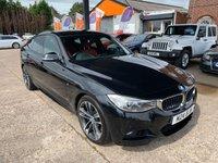 2014 BMW 3 SERIES 2.0 320D M SPORT GRAN TURISMO 5d 181 BHP £14450.00