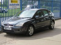 USED 2008 57 FORD FOCUS 1.6 STYLE 5d 115 BHP Ideal Family Car