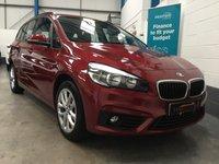 2015 BMW 2 SERIES 1.5 216D SPORT GRAN TOURER 5d 114 BHP £SOLD