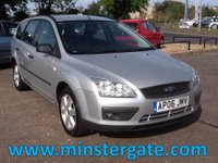 2006 FORD FOCUS 1.6 SPORT 5d 100 BHP * SERVICE HISTORY * £1990.00