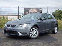2013 SEAT LEON SE 2.0 TDI 5d 150 BHP £5295.00