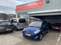USED 2013 63 HYUNDAI I10 1.2 ACTIVE 5d 85 BHP ONLY 8606 MILES FROM NEW, LOW C02, 108 G/KM, £20 ROAD TAX,GOOD SPECIFICATION WITH AIR CONDITIONING, ELECTRIC FRONT WINDOWS AND MIRRORS, LOW INSURANCE FANTASTIC VALUE FOR MONEY, MEETS ALL LARGE CITY EMISSION STANDARDS.