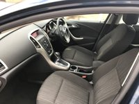 USED 2011 60 VAUXHALL ASTRA 1.6 EXCLUSIV 5d AUTO 113 BHP