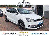 USED 2015 15 VOLKSWAGEN POLO 1.2 SE TSI 5d 89 BHP
