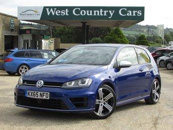 2015 VOLKSWAGEN GOLF 2.0 R DSG 3d AUTO 298 BHP £21000.00