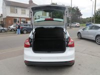 USED 2012 62 FORD FOCUS 1.6 ZETEC TDCI 5d 113 BHP