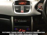 USED 2011 11 PEUGEOT 207 1.6 CC GT 2d AUTO 120 BHP