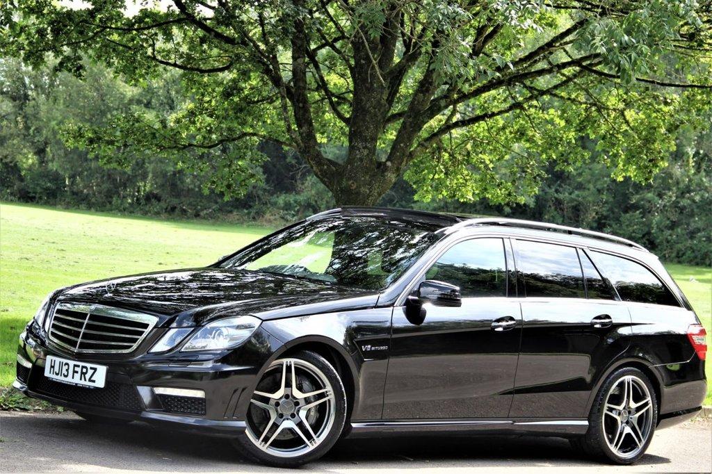 2013 Mercedes-Benz E Class E63 Amg £24,991