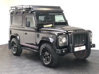 USED 2009 09 LAND ROVER DEFENDER 90 2.4 TDCI XS *LOW MILES* **LOADS OF UPGRADES** + LOW MILES + HALF LEATHER + NO VAT + FINANCE AVAILABLE