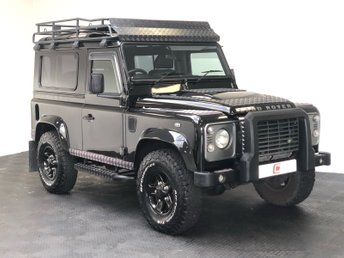 2009 LAND ROVER DEFENDER 90 2.4 TDCI XS *LOW MILES* £23995.00