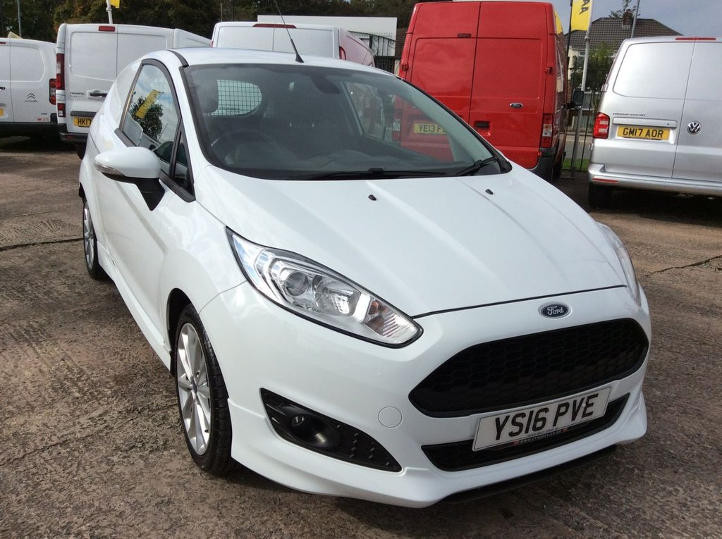 USED 2016 16 FORD FIESTA 1.5 SPORT TDCI 194 BHP 1 OWNER FSH NEW MOT FREE 6 MONTHS AA WARRANTY INCLUDING RECOVERY AND ASSIST NEW MOT EURO 6 SPARE KEY ELECTRIC WINDOWS AND MIRRORS BLUETOOTH AIR CONDITIONING CRUISE CONTROL