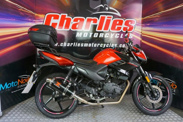 View our YAMAHA YS 125