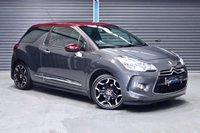 USED 2013 CITROEN DS3 1.6 DSTYLE PLUS 3d 120 BHP