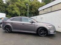 2012 FORD MONDEO 2.2 TITANIUM X SPORT TDCI 5d AUTO 197 BHP £7995.00