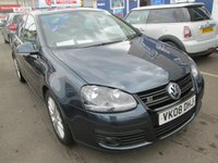 2008 VOLKSWAGEN GOLF 1.4 GT SPORT TSI 5d 140 BHP £SOLD
