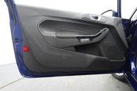 USED 2015 FORD FIESTA 1.25 82 Zetec 3dr USB - BLUETOOTH - AUX
