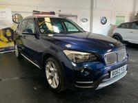 USED 2012 62 BMW X1 2.0 XDRIVE20D XLINE 5d 181 BHP