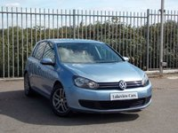 2009 VOLKSWAGEN GOLF 1.6 BLUEMOTION SE TDI 5d 103 BHP £SOLD