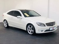 USED 2008 58 MERCEDES-BENZ CLC CLASS 2.1 CLC200 CDI SPORT 3d AUTO 122 BHP LOW MILES + PAN ROOF + SERVICE HISTORY + LEATHER