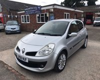 USED 2008 RENAULT CLIO 1.1 DYNAMIQUE 16V TURBO 3d 100 BHP