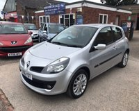 USED 2006 56 RENAULT CLIO 1.4 DYNAMIQUE S 16V 3d 98 BHP