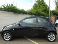 USED 2008 08 FORD KA 1.3 ZETEC CLIMATE CLOTH 3d 69 BHP GUARANTEED TO BEAT ANY 'WE BUY ANY CAR' VALUATION ON YOUR PART EXCHANGE