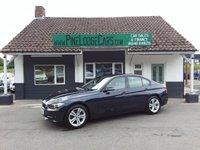 2012 BMW 3 SERIES 2.0 320D SPORT 4d 184 BHP £8495.00