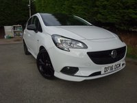 USED 2016 16 VAUXHALL CORSA 1.4 LIMITED EDITION 5dr