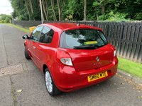USED 2011 60 RENAULT CLIO 1.1 DYNAMIQUE TOMTOM 16V 3d 74 BHP