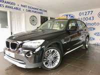 2010 BMW X1 2.0 XDRIVE20D SE 5d 174 BHP £SOLD