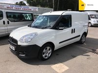 2015 FIAT DOBLO 1.2 16V MULTIJET 90 BHP *BT OWNED FROM NEW*FULL HISTORY* £3995.00