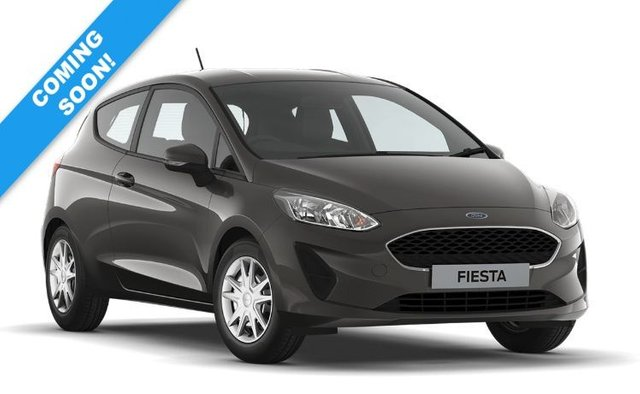2018 18 FORD FIESTA 1.0 TITANIUM ECOBOOST (125PS) NEW MODEL